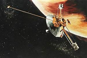 Pioneer and Voyager Space Probes - Pics about space