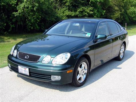 how to fix cars 1998 lexus gs lane departure warning tx 1998 lexus gs400 sedan 99k miles green tan great condition records 8988 club lexus