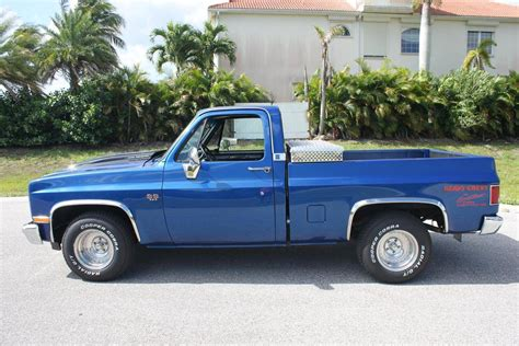 C10 Classifieds by 1985 Chevrolet C10 For Sale 2267854 Hemmings Motor News