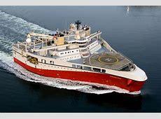 RAMFORM TITAN researchsurvey vessel ship IMO 9629885