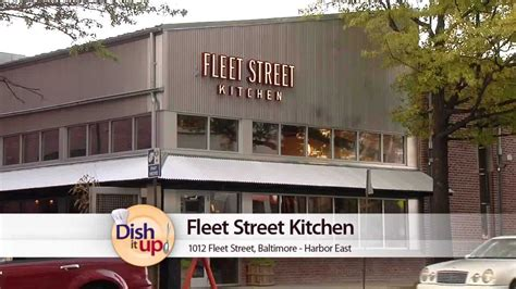 dish   fleet street kitchen baltimore md youtube