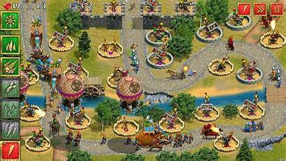 Roman Britain Defense Tower Td Games War
