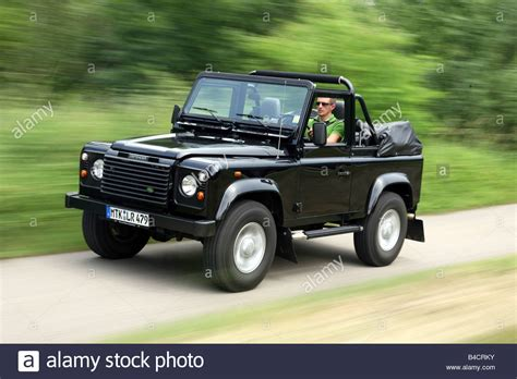 Land Rover Defender Convertible Two Td5 Model Year 2006