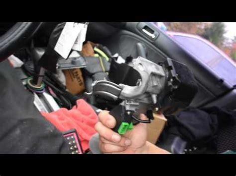 honda odyssey ignition lock repair