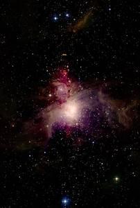 APOD: 2002 April 20 - Orion Nebula: The 2MASS View