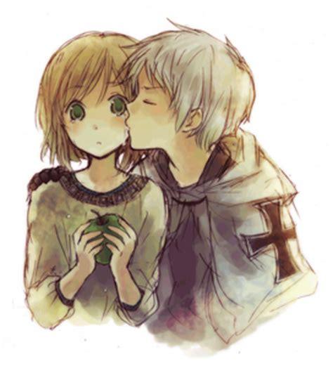 anime couple kiss on cheek post anime cheek kisses anime answers fanpop
