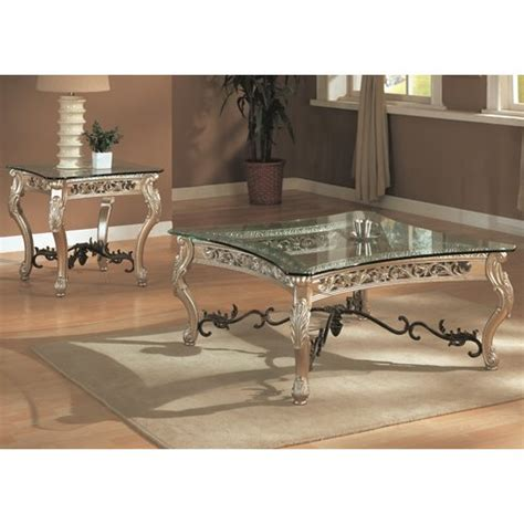 living room table set 10 beautiful glass table sets for living room that you