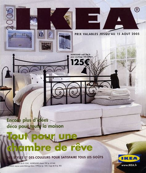 magasins canape le catalogue ikea à travers les ées archives ikeaddict