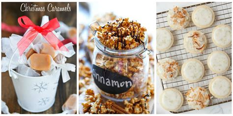 food gifts 35 homemade christmas food gifts best edible holiday gift ideas