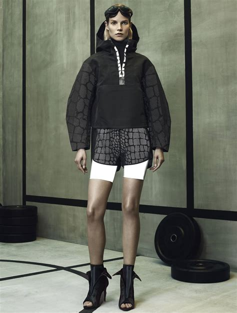 alexander wang  hmwomens  mens collection