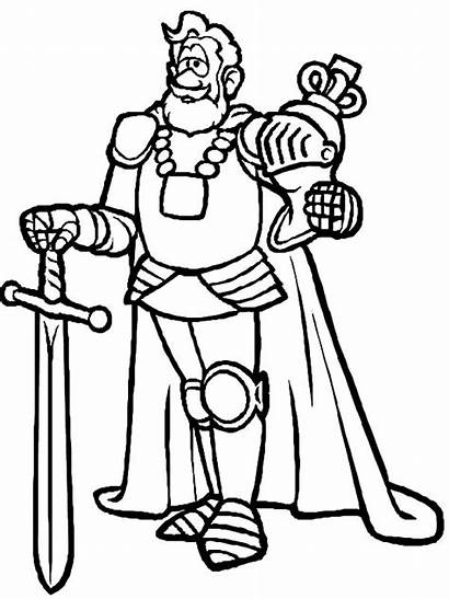 King Armor Coloring Pages Mexican Sheets