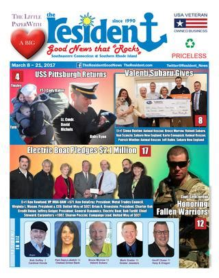 Electric Boat Carpenters Union by The Resident 03 08 17 By The Resident Issuu