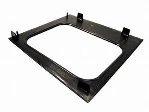 Mustang Shifter Bezel For Automatic Transmission  87