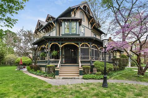 Victorian home in Riverside: $1.2M   Chicago Tribune