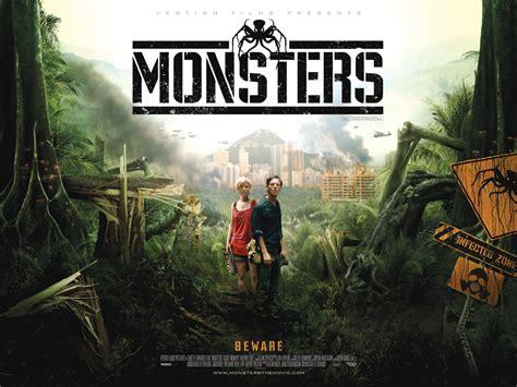 Novo Pster De Monsters