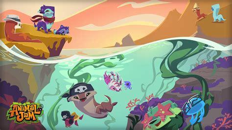 Animal Jam Desktop Wallpaper - animal jam spirit hula skirt new animal jam wallpapers