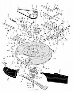 31 Craftsman Riding Lawn Mower Belt Diagram