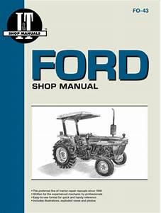 Ford Model 2810  2910  U0026 3910 Tractor Service Repair Manual
