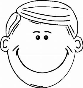Face Clip Art Black And White - ClipArt Best
