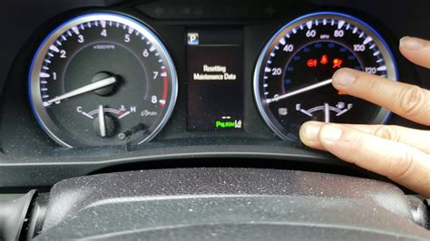 Reset Maintenance Light Toyota Highlander ~ Best Toyota