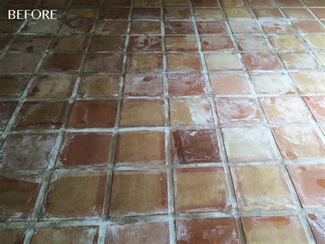 Saltillo Tile Cleaning San Diego by Saltillo Tile Restoration San Diego