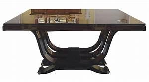 Esstisch Schwarz Hochglanz : tisch esstisch art deco um 1925 hochglanz lackiert ausziehbar antik 1041 ebay ~ Indierocktalk.com Haus und Dekorationen