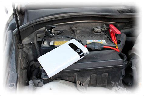 How To Use A Jump Starter In Case Of A Car Emergency