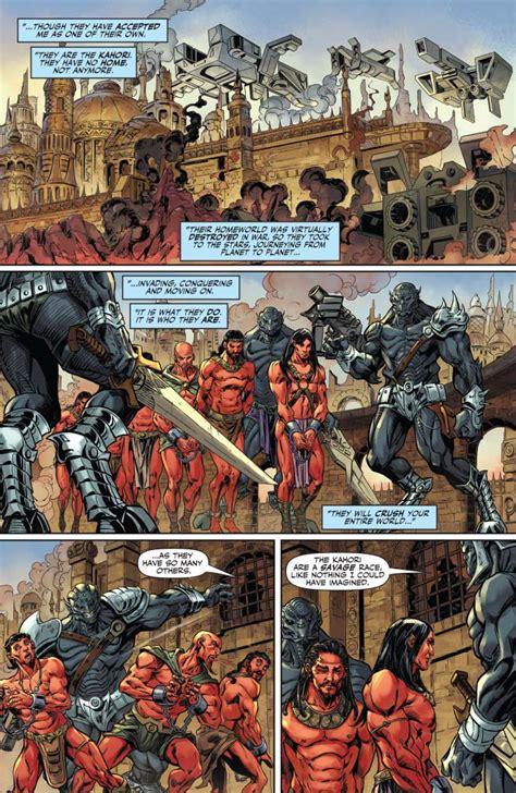 dynamic forces john carter warlord  mars vol