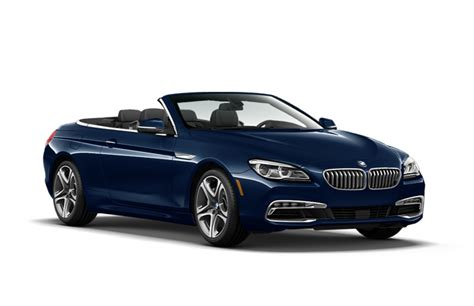 2018 Bmw 650i Xdrive Convertible Lease · Monthly Leasing