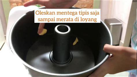 Hampir setiap kue basah selalu ada. Resep Bolu Panggang Takaran Gelas - Recook Resep Bolu Tape Ibu 💛 | Takaran Sendok - YouTube ...