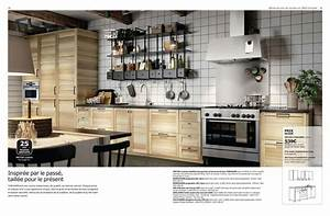 Cuisines Ikea 2018 : cuisine ikea coup d 39 oeil sur le nouveau catalogue 2017 ~ Nature-et-papiers.com Idées de Décoration