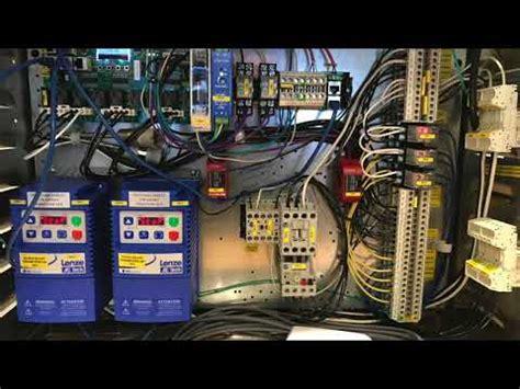 shunt trip breaker wiring youtube