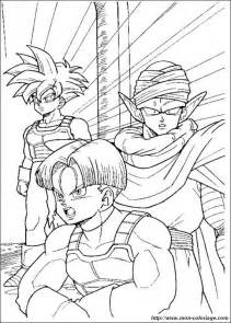 Le Fase Nul by Coloriage De Manga Dragon Ball Z Dessin Sangohan Avec