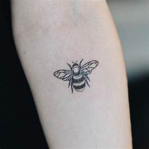 Image result for bee tattoo | Tattoos | Pinterest | Bees ...