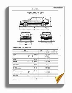 Alfa Romeo 33 Workshop Manual
