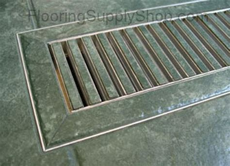 chameleon tile and floor vent registers for sale in