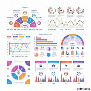 U0026quot Infographic Template  Dashboard  Bar Finance Graphs  Pie Chart And Line Diagrams  Analytical