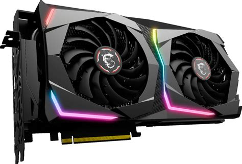 Determining pure graphics card performance is best done by eliminating all other. MSI GeForce RTX 2070 GAMING Z 8GB GDDR6 PCI Express 3.0 ...