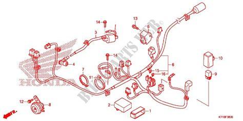 honda wave 110 wiring wiring diagram