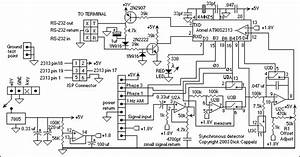 One Khz Synchronous Detector Circuit
