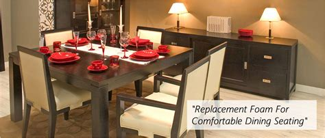 dining chair foam replacement foam for kitchen seats