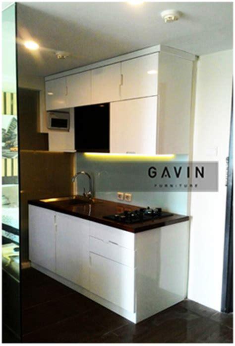 Contoh Kitchen Set Minimalis Apartemen  Kitchen Set