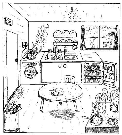 dessins de cuisine coloriage cuisine les beaux dessins de autres à imprimer