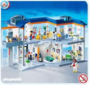 Playmobil Chambre D Hôpital by Playmobil 4404 Grand Jongose Ninja