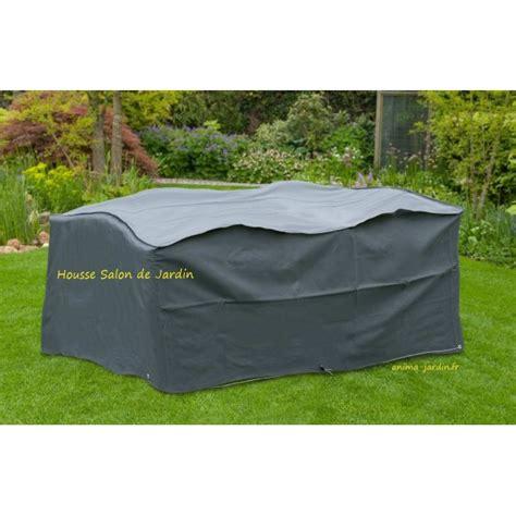 Housse de protection salon de jardin table rectangulaire impermu00e9able