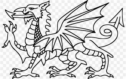 Flag Wales Scotland Saint