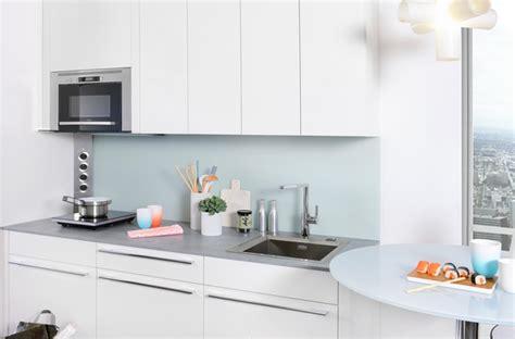 plan de travail cuisine darty 10 crédences qui habillent les murs de la cuisine darty