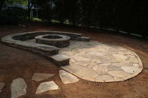 flagstone filler material 77 best images about patio on pinterest fire pits stone patios and outdoor fireplaces