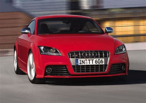 Audi Tts Coupe Roadster Review Top Speed