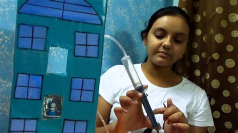swatis science project hydraulic lift july  youtube